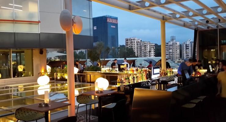 Fusion terrace bar restaurant tirana for Terrace bar grill