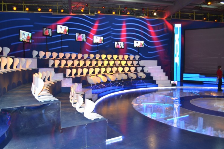 Big Brother 5 studio,Top Channel TV